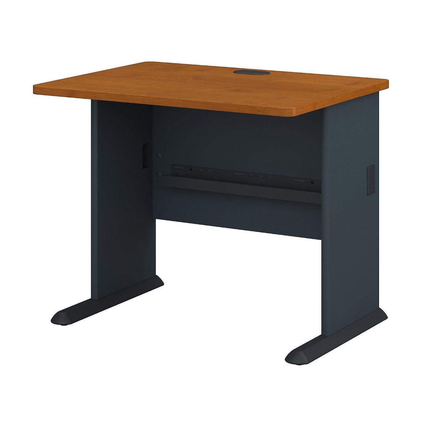 <font color=#c60><b>BUSH BUSINESS FURNITURE SERIES A 36W DESK. FREE SHIPPING</font></b></font></b>