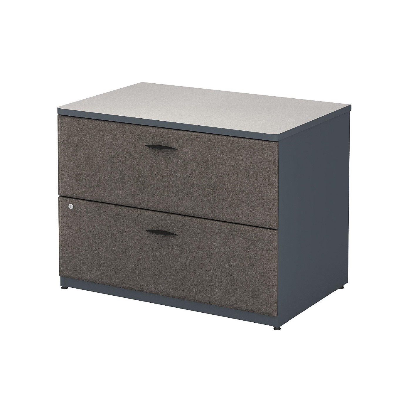 <font color=#c60><b>BUSH BUSINESS FURNITURE SERIES A 36W LATERAL FILE CABINET. FREE SHIPPING</font></b></font>