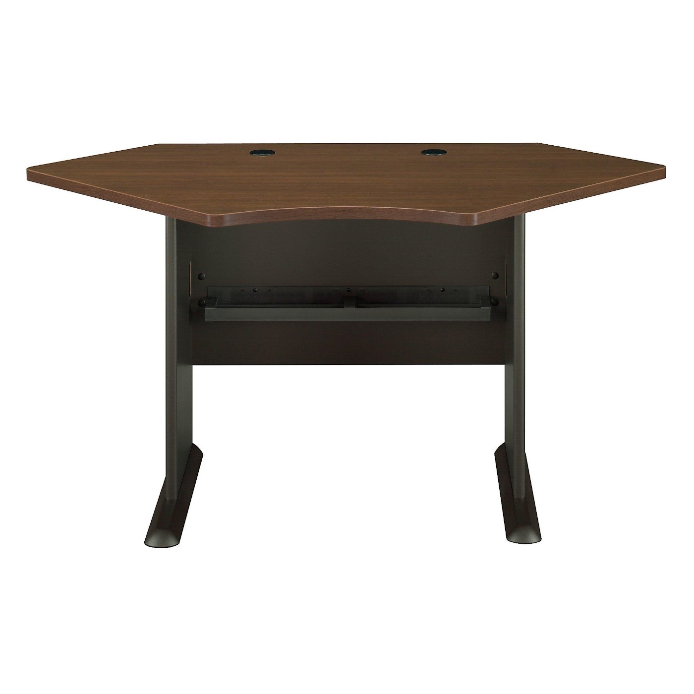 BUSH BUSINESS FURNITURE SERIES A 42W CORNER DESK. FREE SHIPPING  VIDEO BELOW.