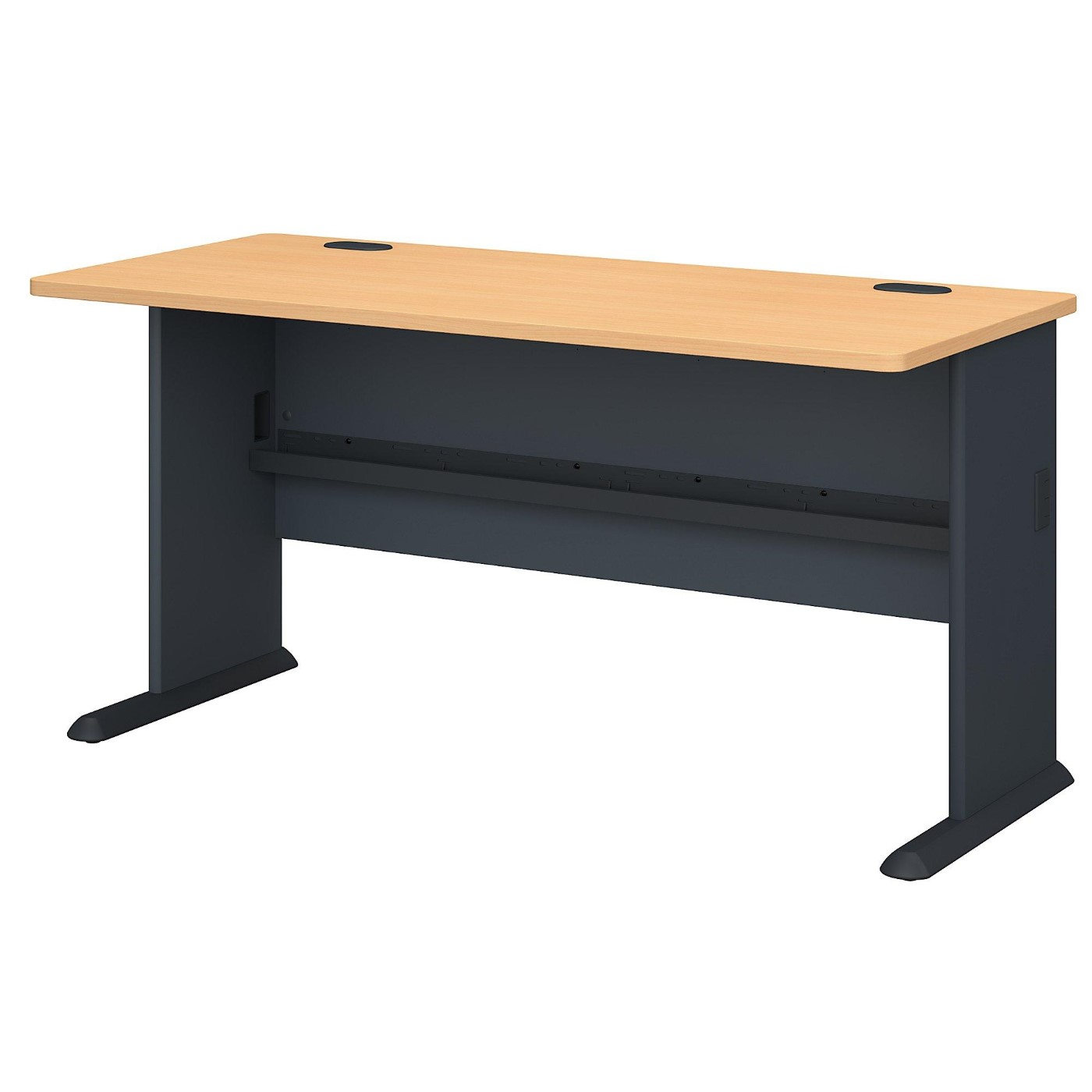 BUSH BUSINESS FURNITURE SERIES A 60W DESK. FREE SHIPPING.