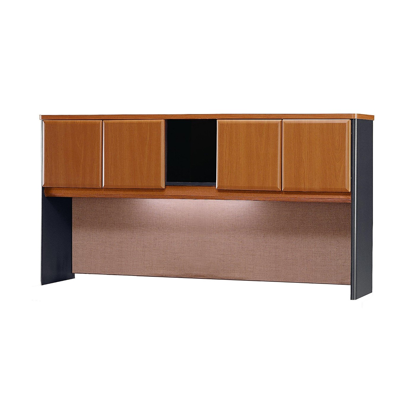 BUSH BUSINESS FURNITURE SERIES A 72W HUTCH. FREE SHIPPING.  SALE DEDUCT 10% MORE ENTER '10percent' IN COUPON CODE BOX WHILE CHECKING OUT. ENDS 5-31-20.