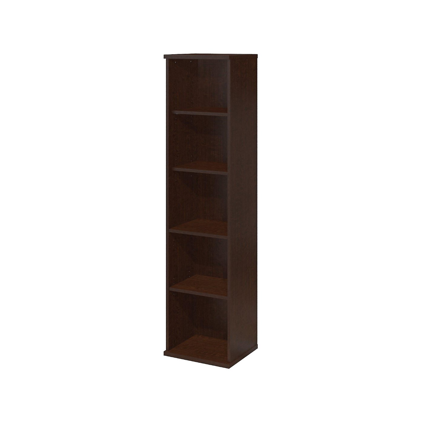<font color=#c60><b>BUSH BUSINESS FURNITURE SERIES C 18W 5 SHELF BOOKCASE. FREE SHIPPING</font></b>