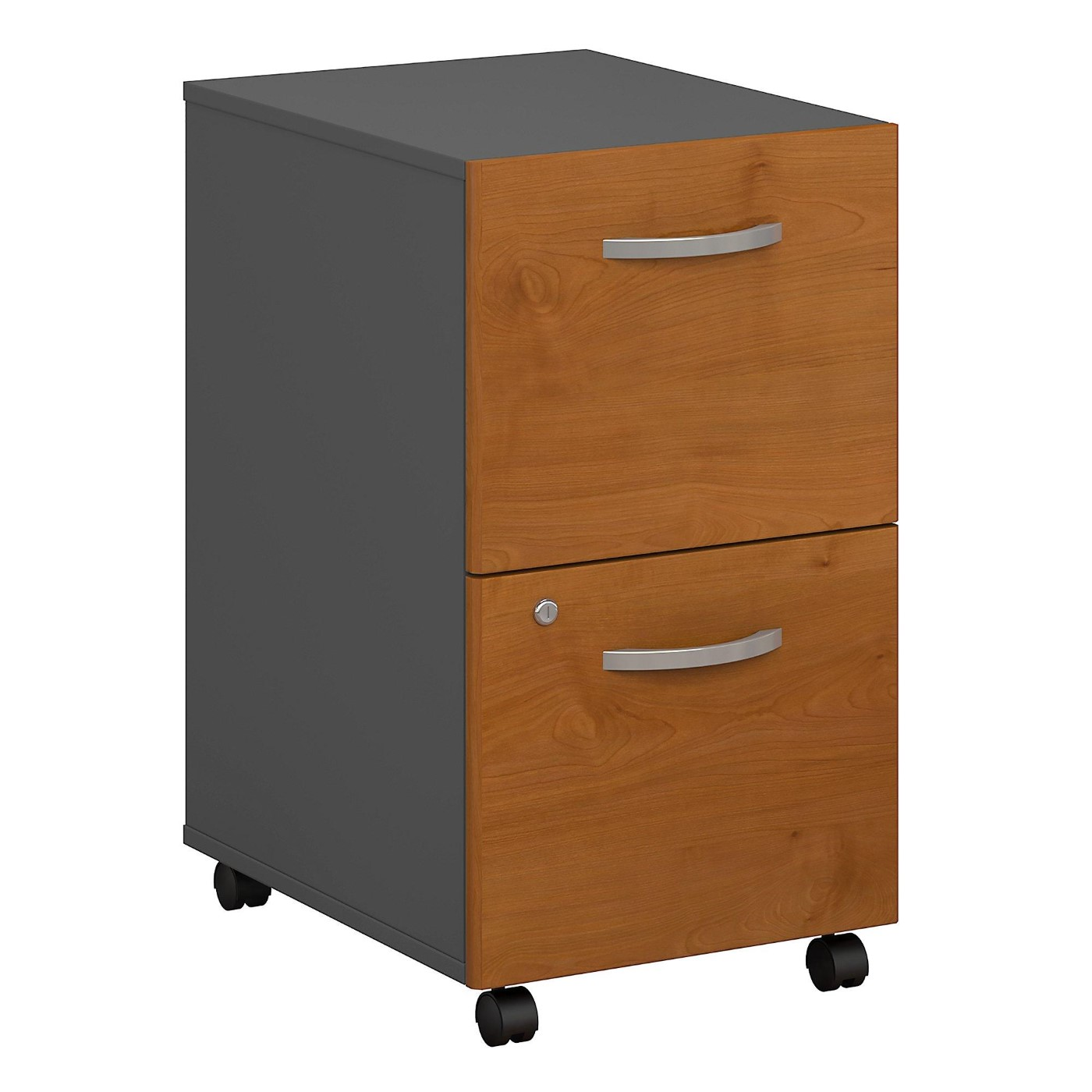 BUSH BUSINESS FURNITURE SERIES C 2 DRAWER MOBILE FILE CABINET. FREE SHIPPING.  SALE DEDUCT 10% MORE ENTER '10percent' IN COUPON CODE BOX WHILE CHECKING OUT. ENDS 5-31-20.