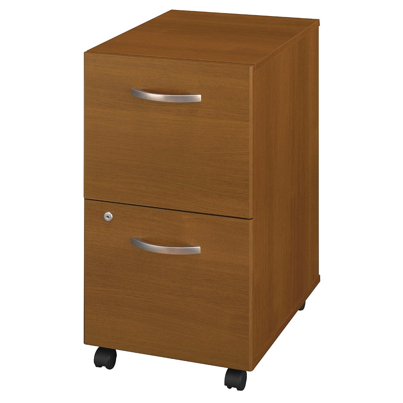 <font color=#c60><b>BUSH BUSINESS FURNITURE SERIES C 2 DRAWER MOBILE FILE CABINET. FREE SHIPPING</font></b>
