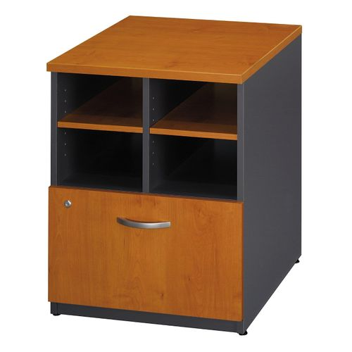 BUSH BUSINESS FURNITURE SERIES C 24W STORAGE CABINET. FREE SHIPPING.