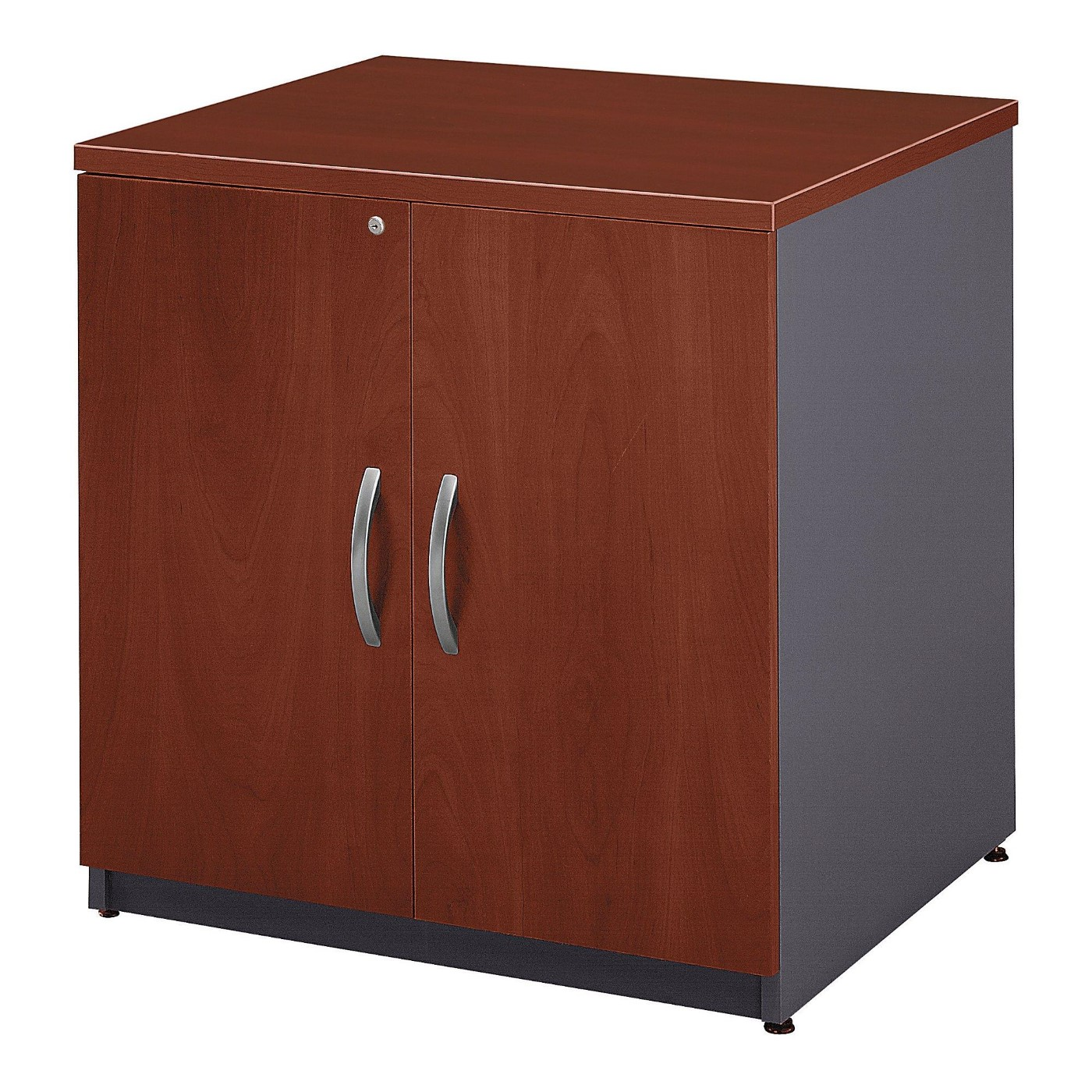BUSH BUSINESS FURNITURE SERIES C 30W STORAGE CABINET. FREE SHIPPING  VIDEO BELOW.