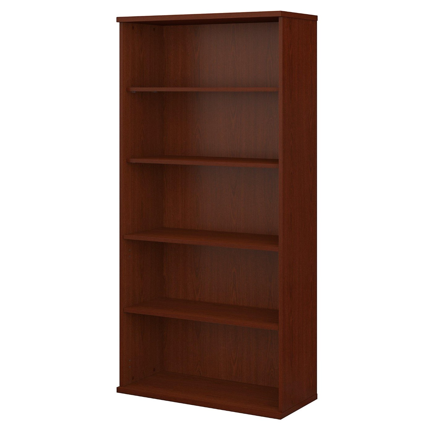 <font color=#c60><b>BUSH BUSINESS FURNITURE SERIES C 36W 5 SHELF BOOKCASE. FREE SHIPPING</font></b>