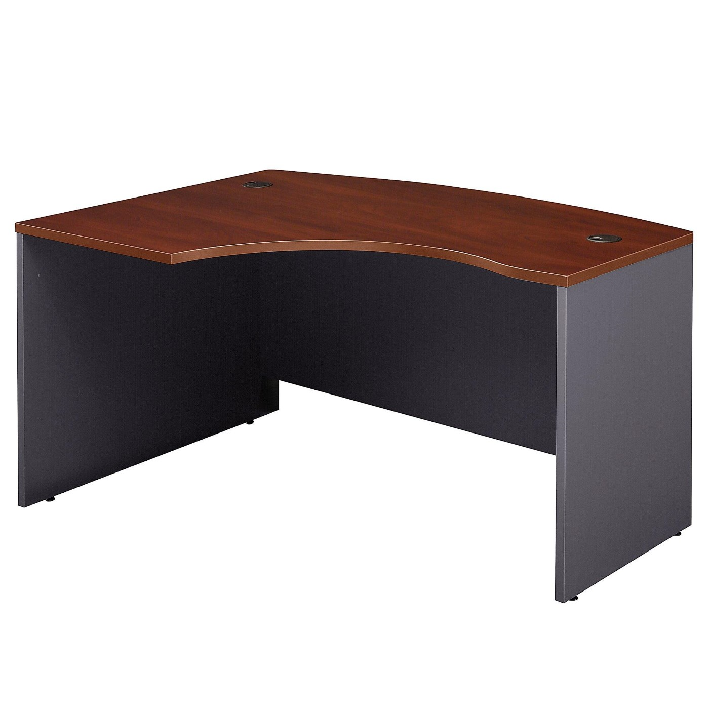 BUSH BUSINESS FURNITURE SERIES C 60W X 43D RIGHT HANDED L BOW DESK. FREE SHIPPING</font></b></font>&#x1F384<font color=red><b>ERGONOMICHOME HOLIDAY SALE - ENDS DEC. 17, 2019</b></font>&#x1F384