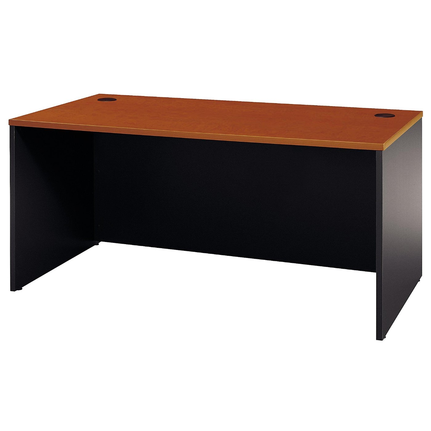 BUSH BUSINESS FURNITURE SERIES C 66W X 30D OFFICE DESK. FREE SHIPPING.
