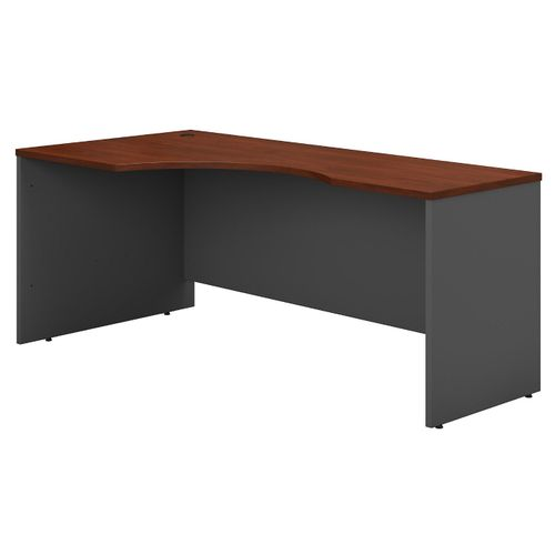 BUSH BUSINESS FURNITURE SERIES C 72W RIGHT HANDED CORNER DESK. FREE SHIPPING.  SALE DEDUCT 10% MORE ENTER '10percent' IN COUPON CODE BOX WHILE CHECKING OUT.
