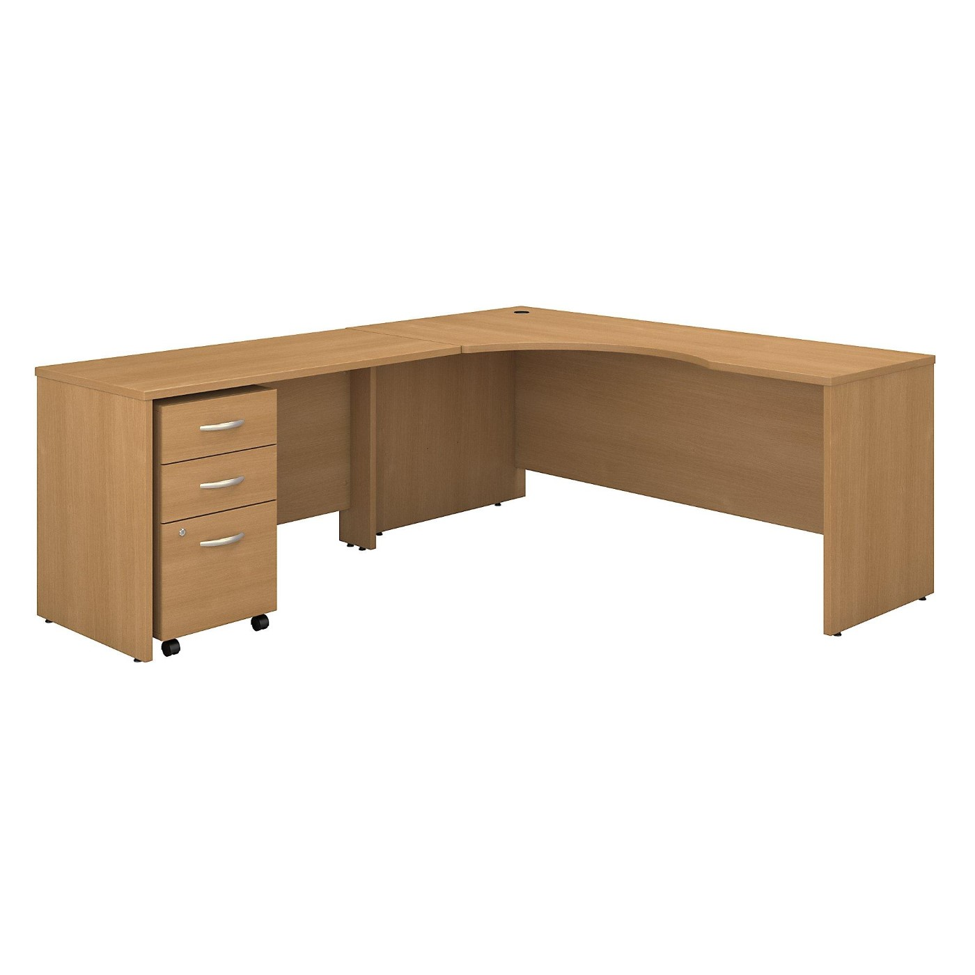 BUSH BUSINESS FURNITURE SERIES C 72W RIGHT HANDED CORNER DESK WITH 48W RETURN AND MOBILE FILE CABINET. FREE SHIPPING</font></b></font>&#x1F384<font color=red><b>ERGONOMICHOME HOLIDAY SALE - ENDS DEC. 17, 2019</b></font>&#x1F384