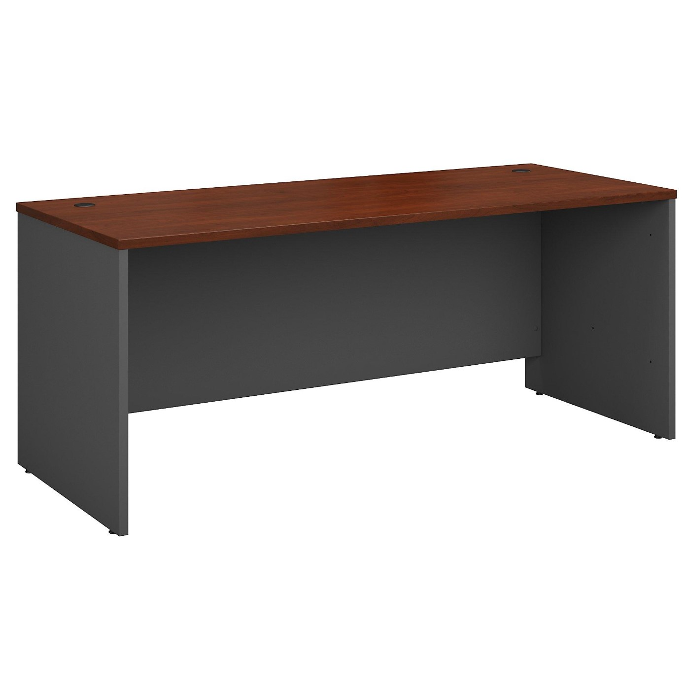 <font color=#c60><b>BUSH BUSINESS FURNITURE SERIES C 72W X 30D OFFICE DESK. FREE SHIPPING</font></b></font></b>