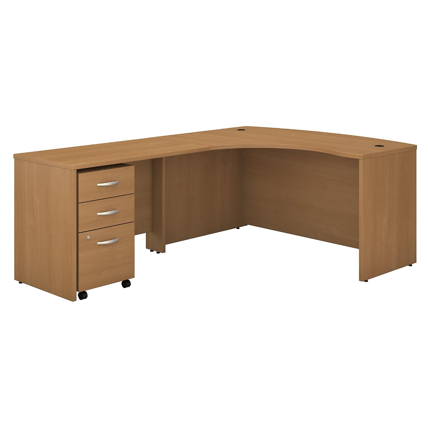 BUSH BUSINESS FURNITURE SERIES C RIGHT HANDED L SHAPED DESK WITH MOBILE FILE CABINET. FREE SHIPPING</font></b></font>&#x1F384<font color=red><b>ERGONOMICHOME HOLIDAY SALE - ENDS DEC. 17, 2019</b></font>&#x1F384