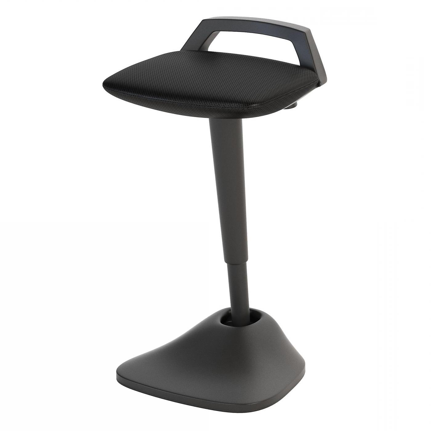 <font color=#c60><b>BUSH BUSINESS FURNITURE THRIVE ADJUSTABLE STANDING DESK STOOL. FREE SHIPPING</font></b> </font></b></font></b>