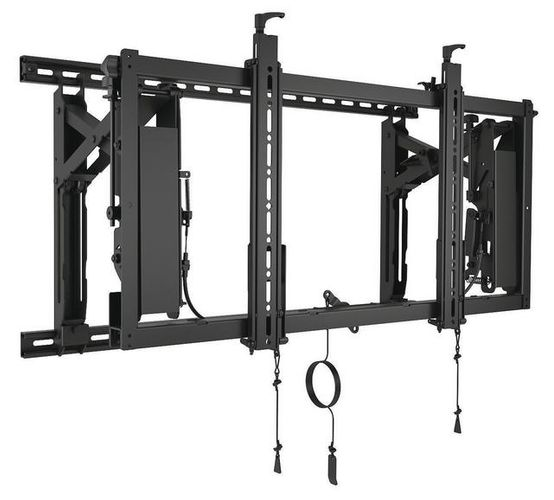 ConnexSys Video Wall Landscape Mounting System with Rails.