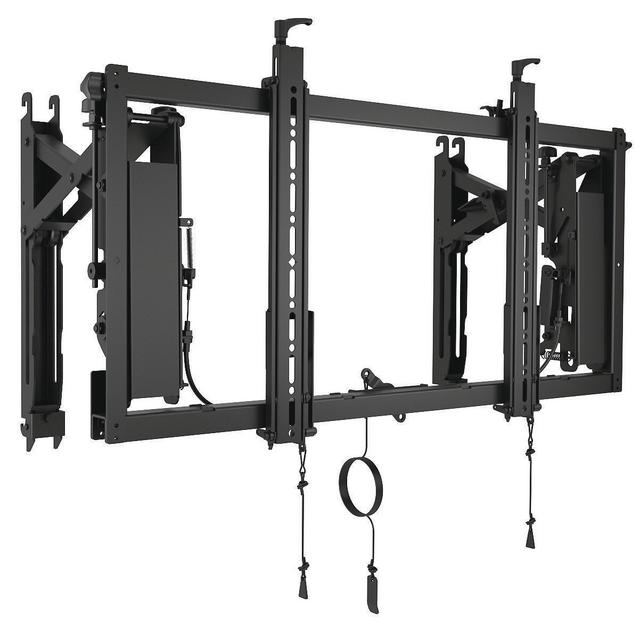 ConnexSys Video Wall Landscape Mounting System without Rails.