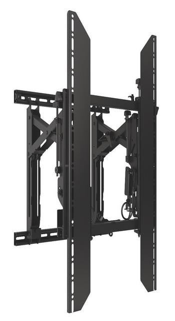 <font color=#c60><b>ConnexSys Video Wall Portrait Mounting System with Rails</font></b></font></b>