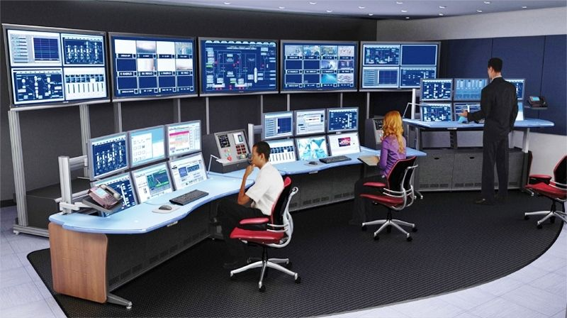 TBC - THE BEST CONTROL ROOM CONSOLES - 911 DISPATCH FURNITURE: