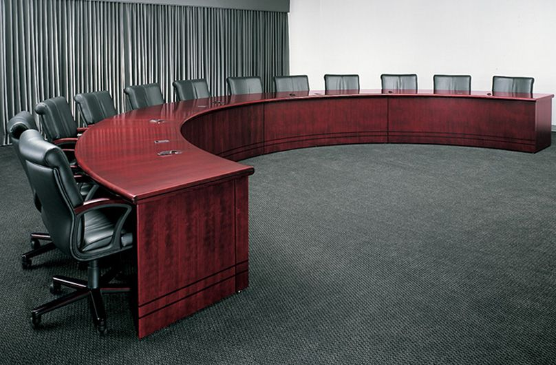 Ergonomichome Com Dais Furniture Council Chamber Desk