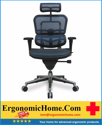 <b><font color=#23468c>ERGOHUMAN HIGH-BACK MESH CHAIR EH-ME7ERG BLUE:</font></b></font></b>&#x1F384<font color=red><b>ERGONOMICHOME HOLIDAY SALE</b></font>&#x1F384