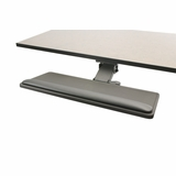 ERGONOMIC ACCESSORIES: ADJUSTABLE KEYBOARD SYSTEMS + KEYBOARD TRAYS + GEL MOUSE PADS. FREE SHIPPING FROM ERGONOMIC HOME.