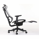 <b><font color=#c60>ERGONOMIC HOME MISSION MESH OFFICE CHAIR W/ HEADREST AND W/FOOTREST:</b></font>