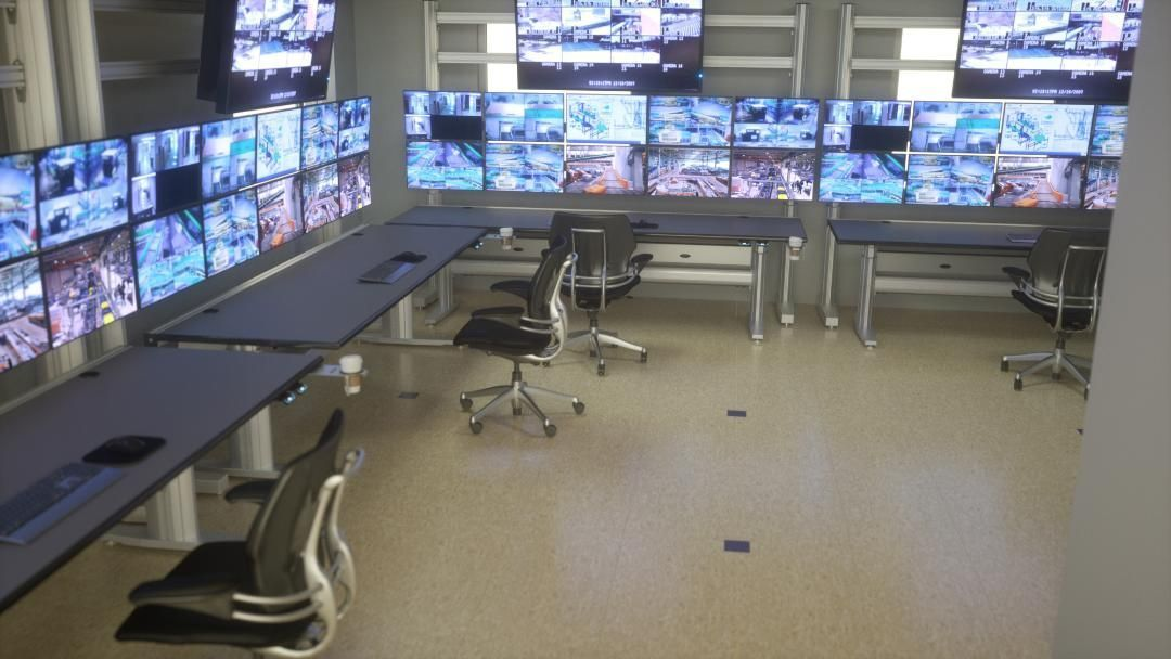 ERGONOMIC HOME ERGOTRAC CONTROL ROOM DESK