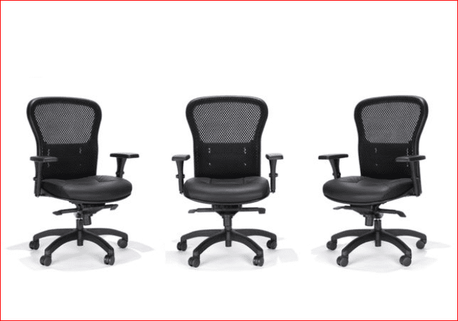 Essentials Mesh Office Chair by RFM Seating #162Q. Good for everybody, especially yours!