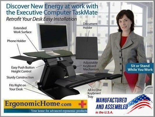 HEALTH POSTURES SIT STAND WORKSTATIONS