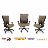 HEAVY DUTY OFFICE CHAIRS. BIG AND TALL CHAIRS SUPPORT 300LBS TO 600LBS.