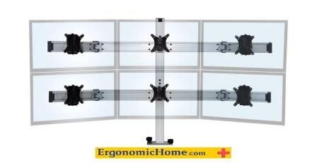 "<font color=#c60>INNOVATIVE BILD ADJUSTABLE MONITOR MOUNT FOR MONITORS UP 30"" TO 35"". #BILD-3 OVER 3. READ MORE BELOW...</font>"
