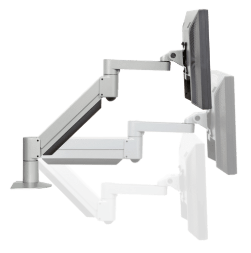 INNOVATIVE ADJUSTABLE MONITOR ARM #7500. VIDEO. <font color=#c60><b>ADD TO CART FOR FREE SHIPPING.</font></b> </b></font>
