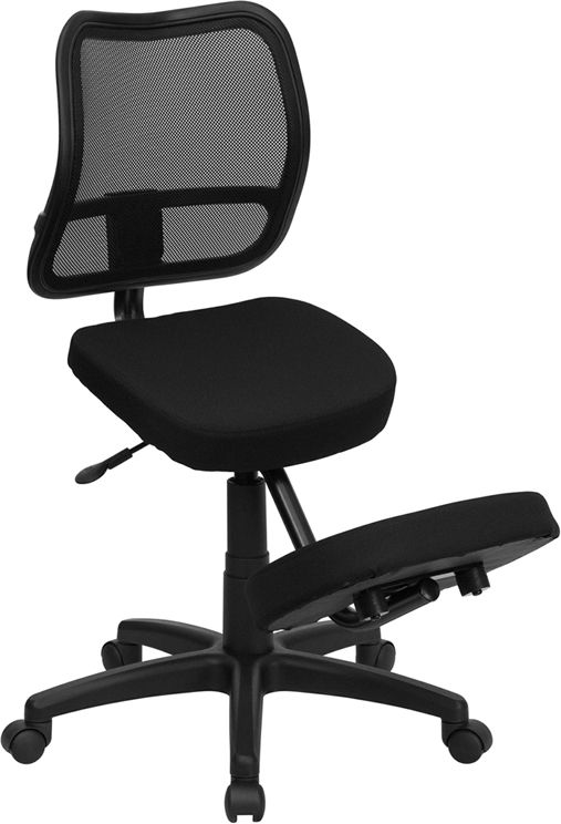 ERGONOMIC HOME KNEELING CHAIR  KNEE CHAIR INCLUDING A SIT STAND PREGNANCY CHAIR. ONLINE SINCE 1997 W/40+YEARS EXPERIENCE: