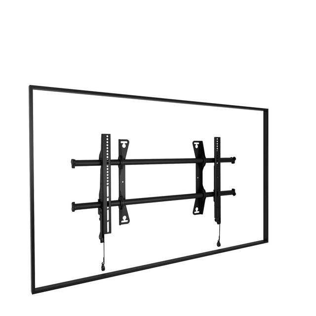 Large Fusion Fixed Wall Display Mount.