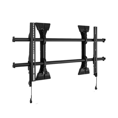 Large Fusion Micro-Adjustable Fixed Wall Display Mount.