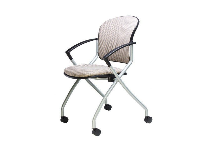 LINK NESTING CHAIR WITH ARMS FROM ERGONOMIC HOME. MODEL #EHRFM-LINK-150