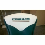 Custom Chair | Personalized Chair. Update Your Company Image With A Custom Personalized Chair. Free Shipping: