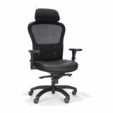 MESH OFFICE CHAIRS KEEP YOU COOL AND COMFY. SHIPS IN 5-7 DAYS.