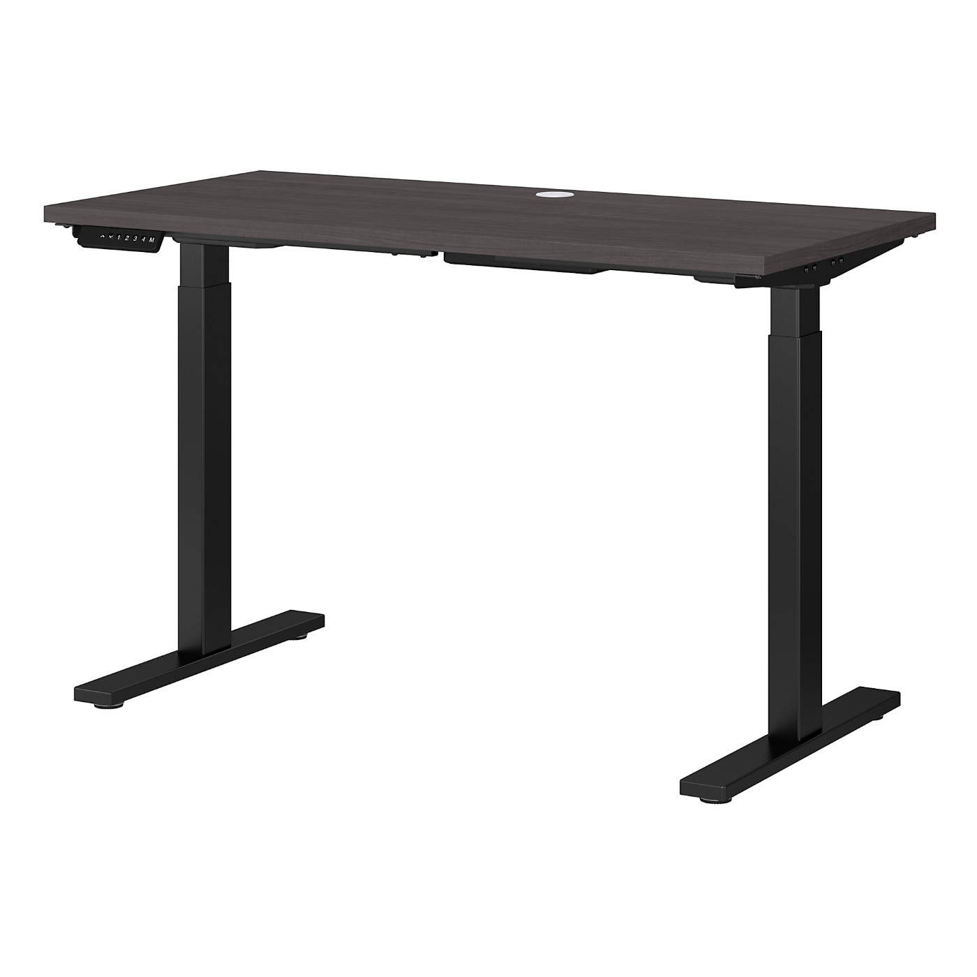 MOVE 60 SERIES BY BUSH BUSINESS FURNITURE 48W X 24D HEIGHT ADJUSTABLE STANDING DESK. FREE SHIPPING