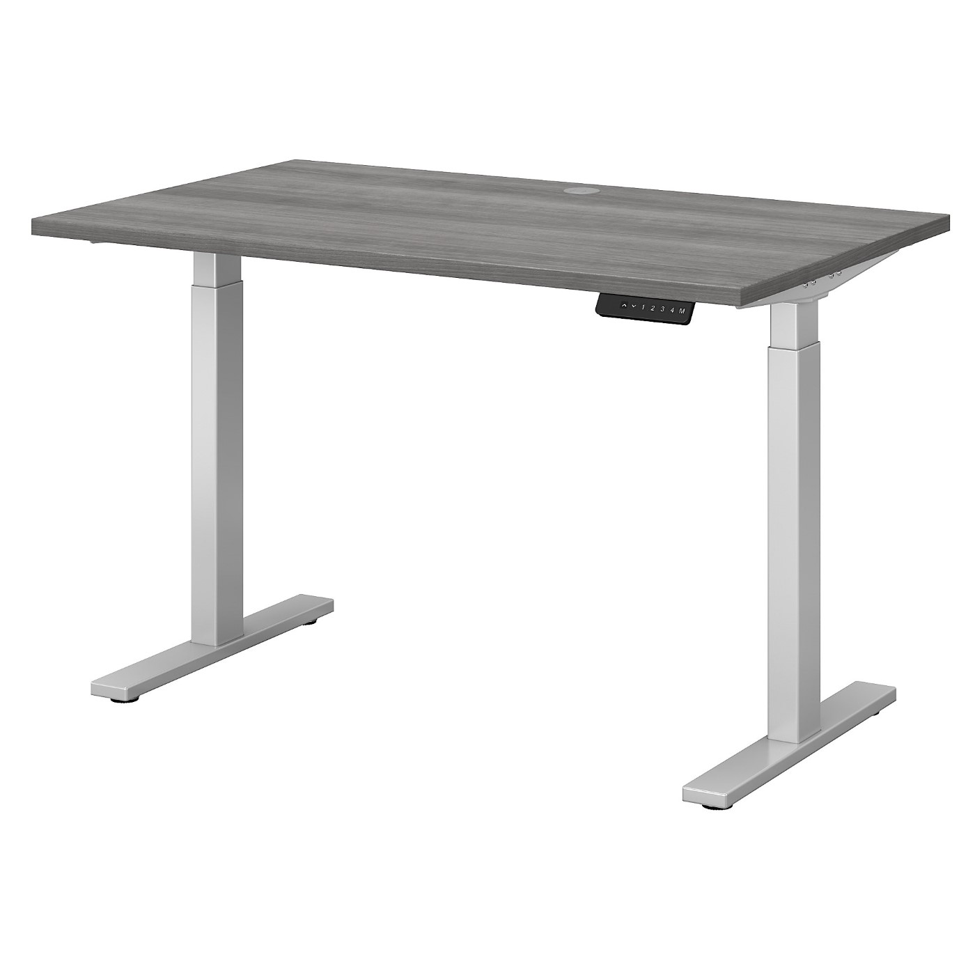 MOVE 60 SERIES BY BUSH BUSINESS FURNITURE 48W X 30D HEIGHT ADJUSTABLE STANDING DESK. FREE SHIPPING