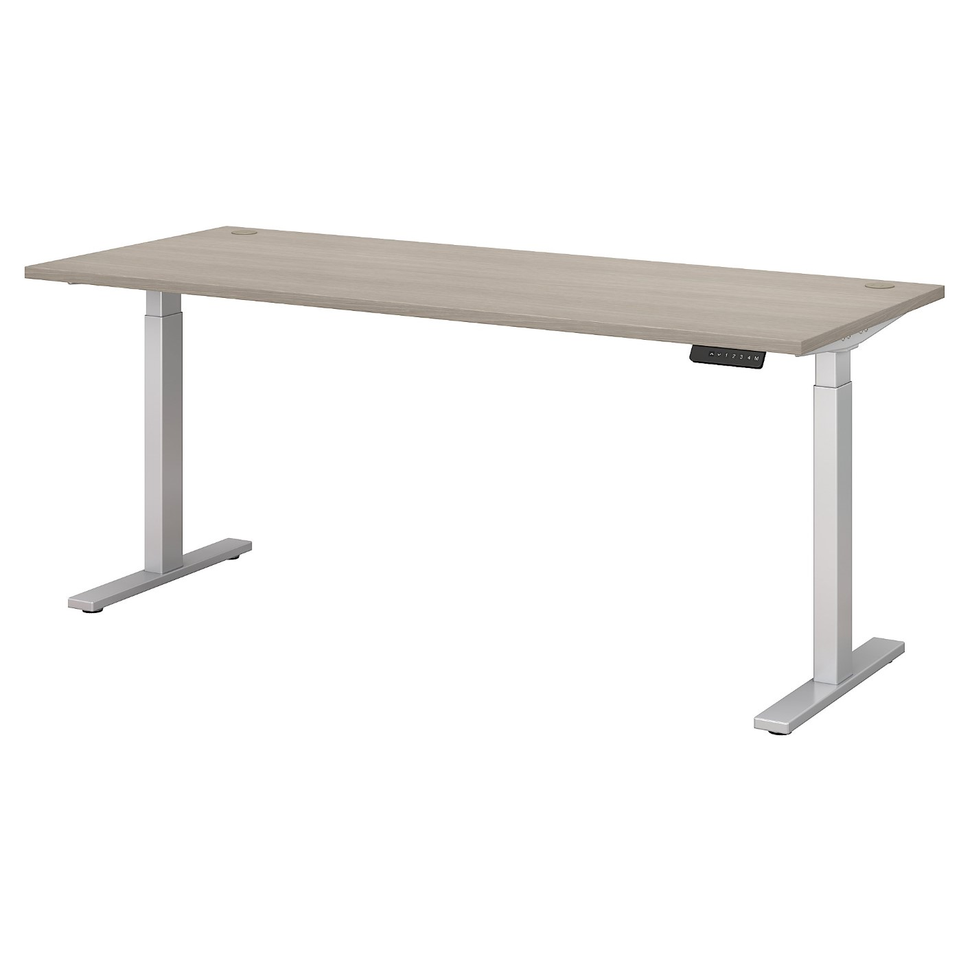 MOVE 60 SERIES BY BUSH BUSINESS FURNITURE 72W X 30D HEIGHT ADJUSTABLE STANDING DESK. FREE SHIPPING