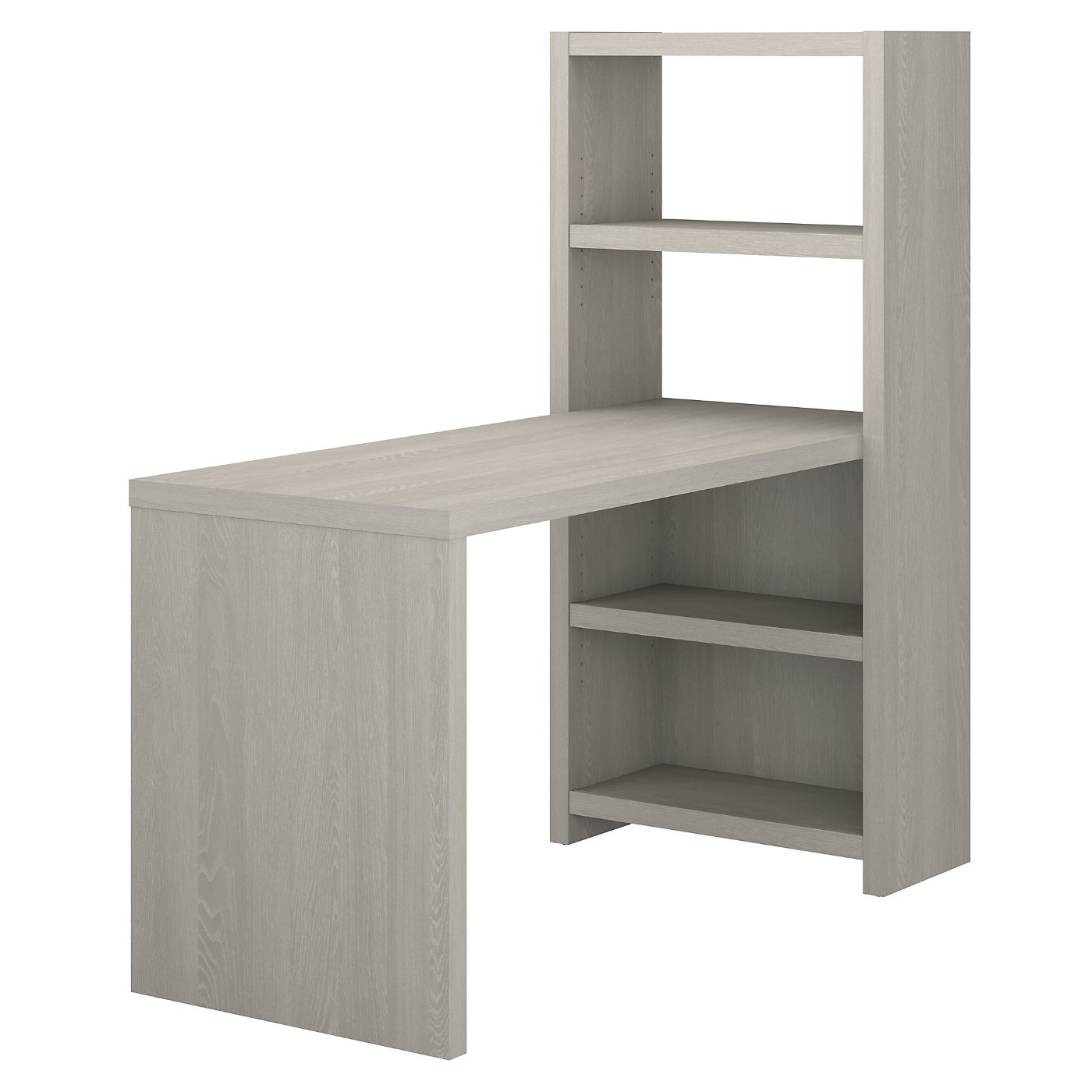 The kathy ireland� Echo 56W Craft Table is Sustainable Eco Friendly Furniture. Includes Free Shipping! 30H x 72L x 72W.
