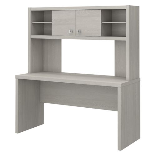 </b></font><b>The kathy ireland� Echo 60W Credenza Desk with Hutch is Sustainable Eco Friendly Furniture. Includes Free Shipping! 30H x 72L x 72W</b></font>  VIDEO BELOW. </b></font></b>