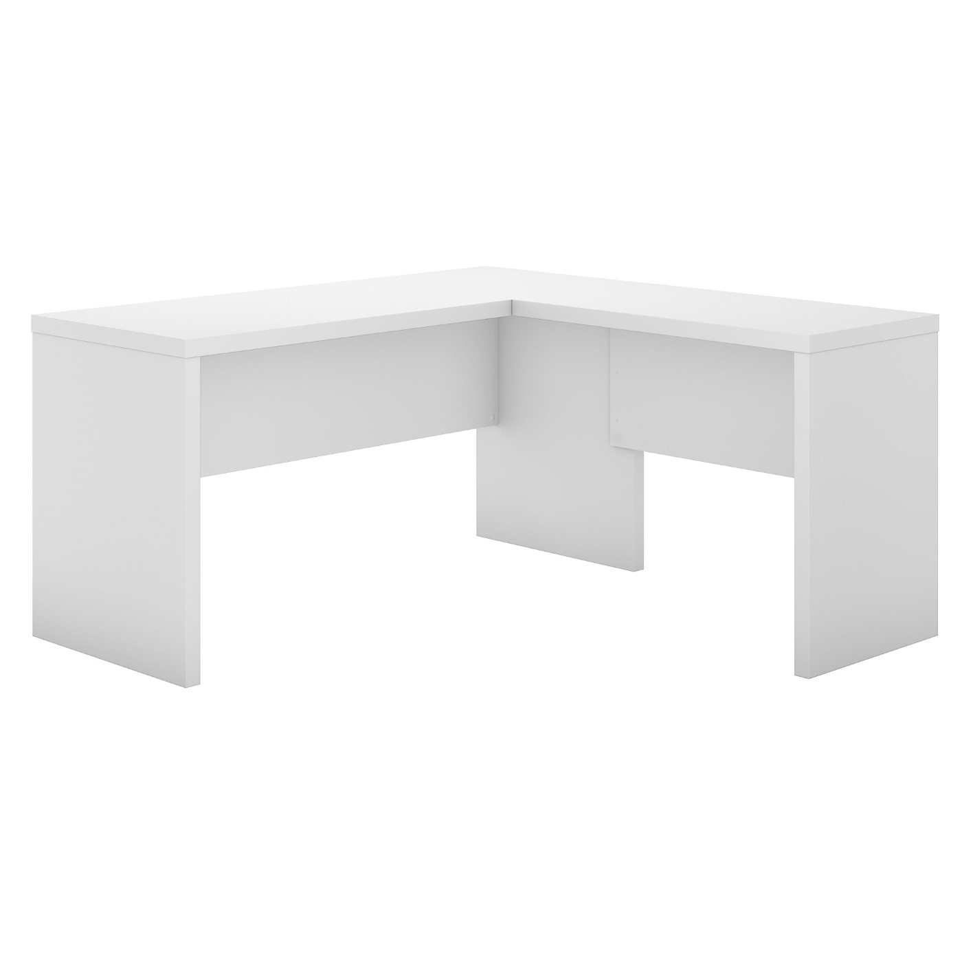 OFFICE BY KATHY IRELAND� ECHO L SHAPED DESK. FREE SHIPPING