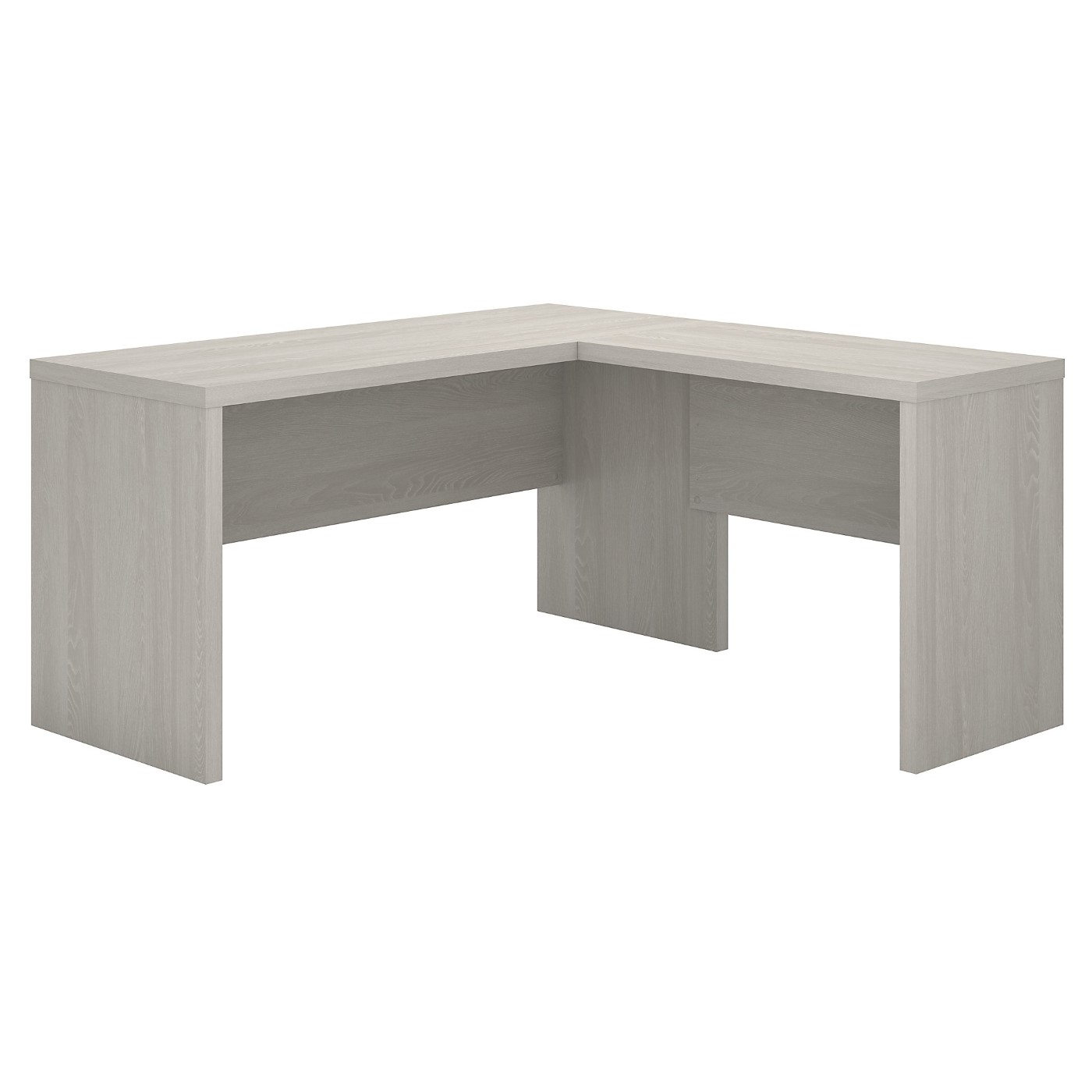 The kathy ireland� Echo L Shaped Desk is Sustainable Eco Friendly Furniture. Includes Free Shipping! 30H x 72L x 72W  VIDEO BELOW.