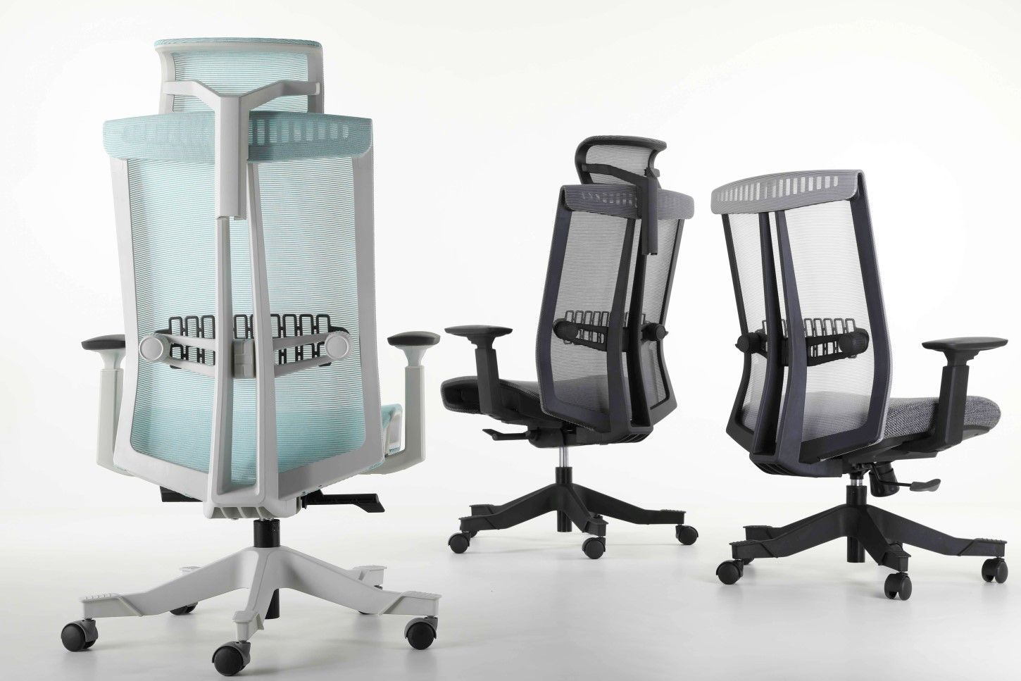 OFFICE CHAIRS. GUEST CHAIRS. STACKING CHAIRS. ERGONOMIC SEATING: