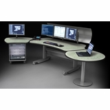 PACS WORKSTATION: SOCIAL DISTANCING FURNITURE. ERGONOMIC RADIOLOGY FURNITURE:</b></font>