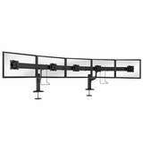 QUAD MONITOR STAND FOR USE FOR MULTIPLE MONITOR STANDS APPLICATIONS