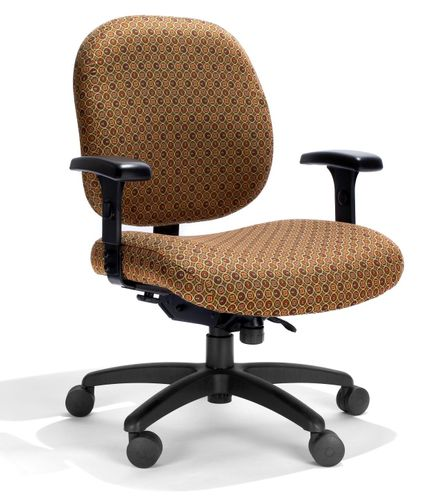 ERGONOMICHOME.com HEAVY DUTY OFFICE CHAIR RATED TO 500LBS. ITEM 2006-25A