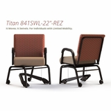 SENIOR LIVING SWIVEL PATIENT CHAIR. SHIPS ASSEMBLED SUPPORT 400 LBS. ADD TO CART FOR FREE SHIPPING. VIDEO BELOW.</b></font>